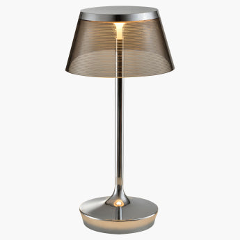 Alzirr Metallic LED Table Lamp