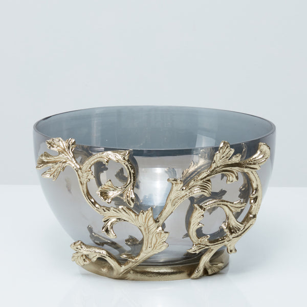 Grandeur Metallic Bowl