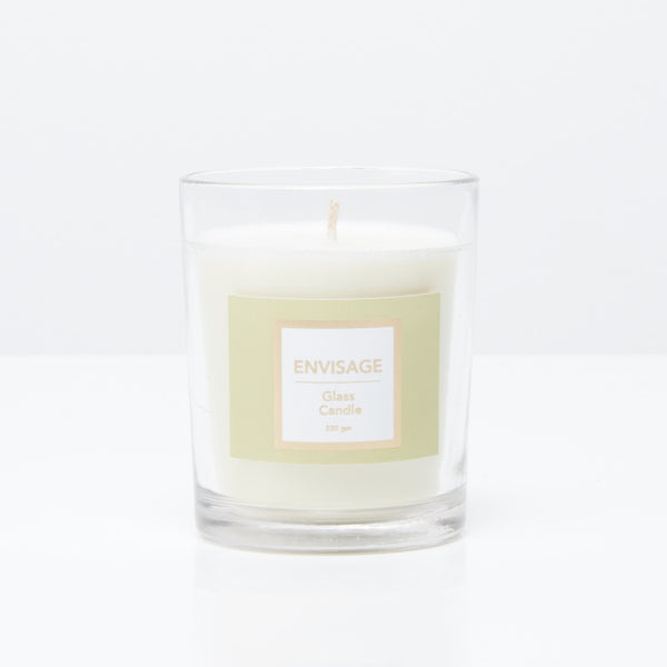 Envisage Glass Candle