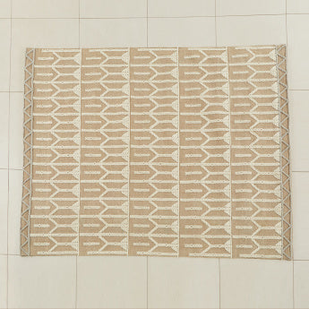 Princess Line Textured Rug - 160x230 cms