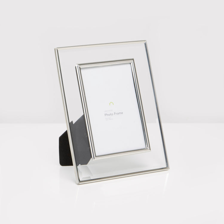 Lancaster Rectangular Photo Frame - 4x6 inches