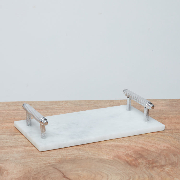 Cerrito Rectangular Tray with Handles