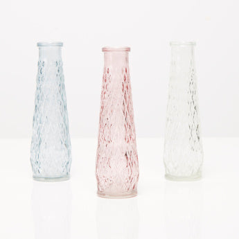 Eartha Glass Vase - Set of 3