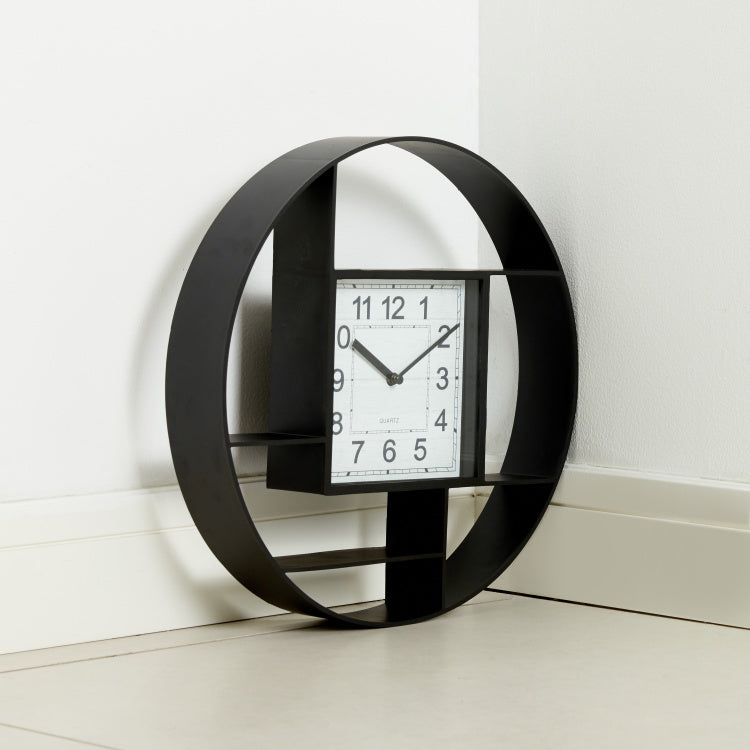 Middletown Round Wall Clock