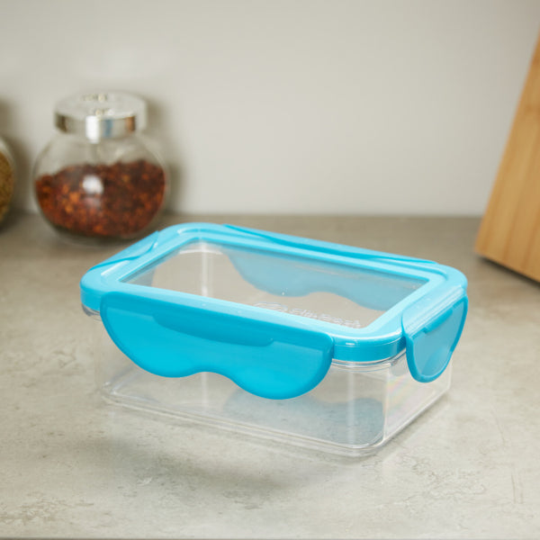Clip Fresh Crystal Rectangular Tritan Container - 800 ml