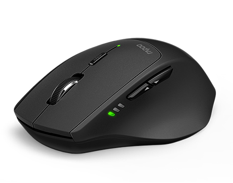 RAPOO MOUSE BLUETOOTH/WRLS MULTI MODE MT550 - BLACK