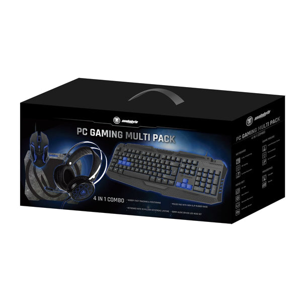 Snakebyte 4in1 PC Gaming Multipack