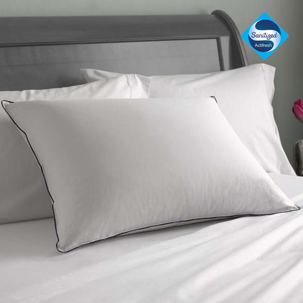 Rest Pillow Sanitized White 1pc Size: 50x70cm