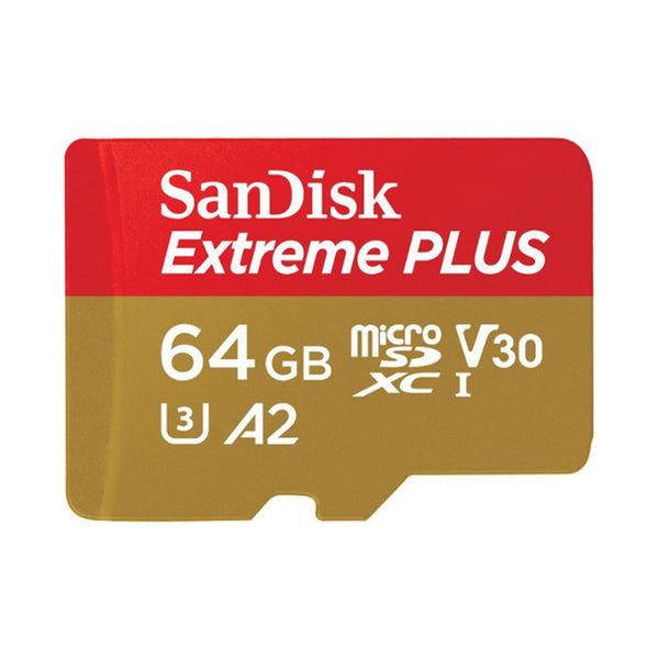 سانديسك مايكرو SD Card Extreme SQXA2GN6MN 64GB