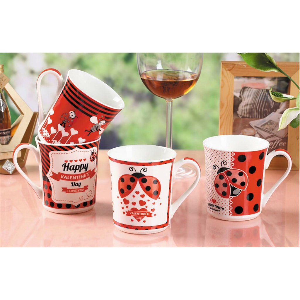 Mountain BC Valentine Mug ZPX21580 300ml 1pc Assorted Colors & Design