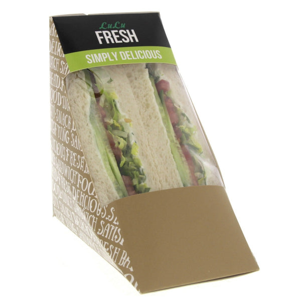 Vegetable Mayonnaise Sandwich 1pc