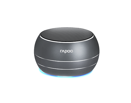 RAPOO BLUETOOTH MINI SPEAKER A100 - BLACK