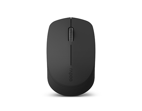 RAPOO MOUSE WIRELESS SILENT M100 -DARK GREY