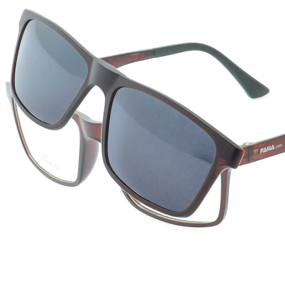 FAMA LONG 6220 clip on sunglasses