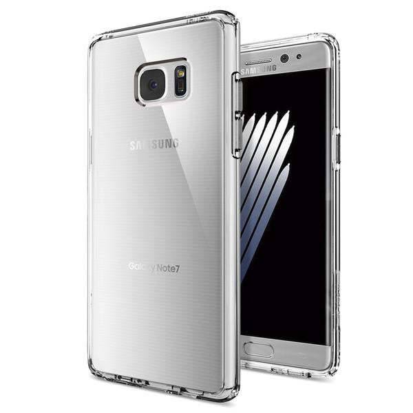 Spigen Galaxy Note 7 Case Ultra Hybrid Crystal Clear