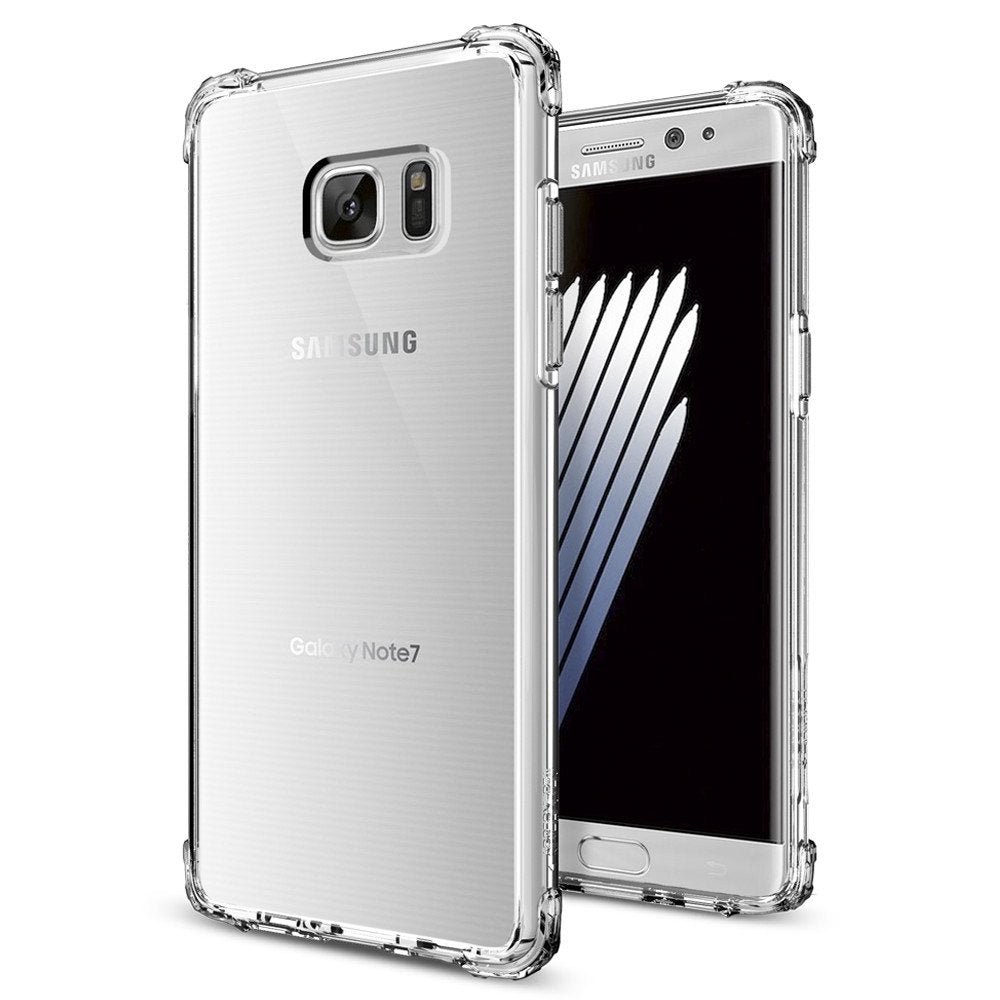 Spigen Galaxy Note 7 Case Crystal Shell Clear Crystal (Retail)