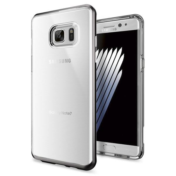 Spigen Galaxy Note 7 Case Neo Hybrid Crystal Gunmetal