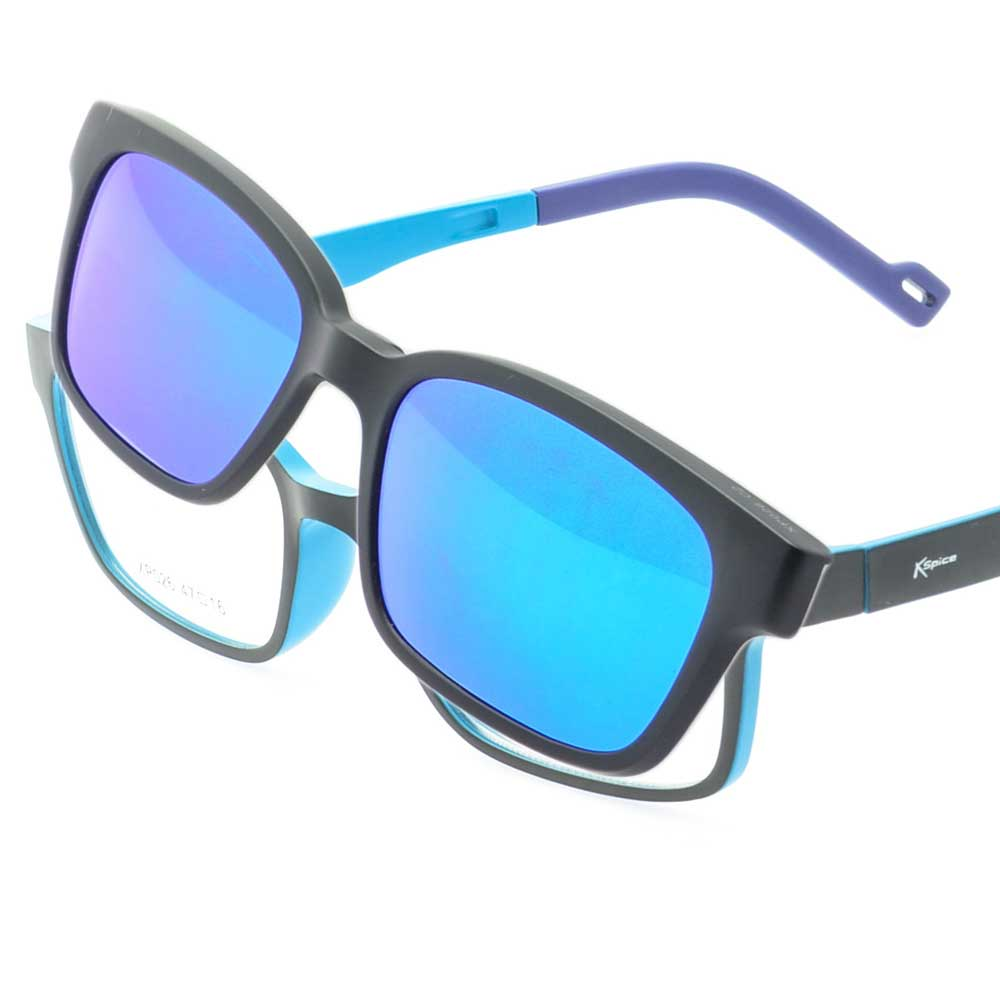 KSPICE XP026 Wayfarer Clip on Children's Sunglasses