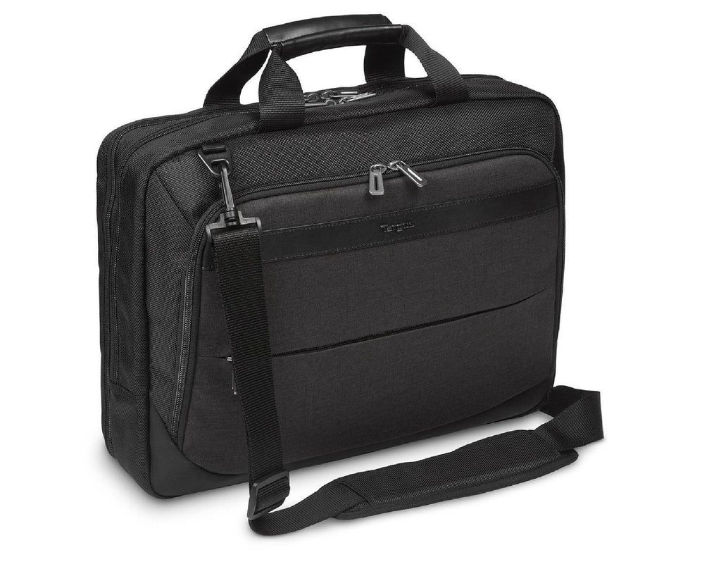 "Targus CitySmart Professional Multi-Fit 14-15.6"" Laptop Topload Black & Grey"