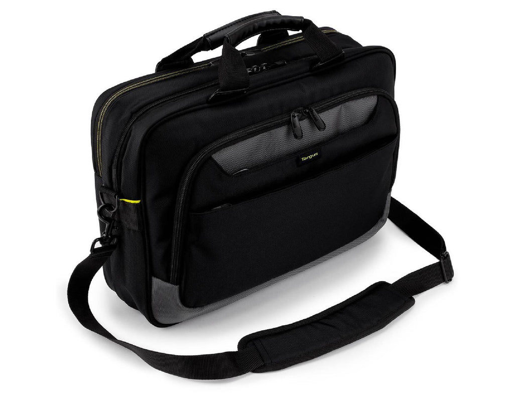 "Targus CityGear 15.6"" Topload Laptop Case Black"