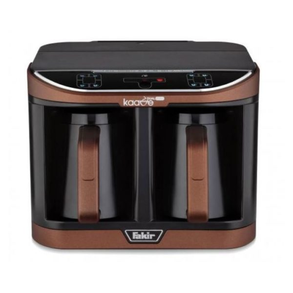 Fakir KAAVE DUAL PRO Dual Turkish Coffee Maker Brown