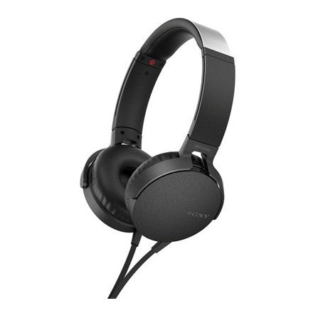 Sony MDRXB550APB Over Ear Headphone Black