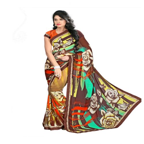 rock-fashion-multi-colour-weightless-printed-work-saree