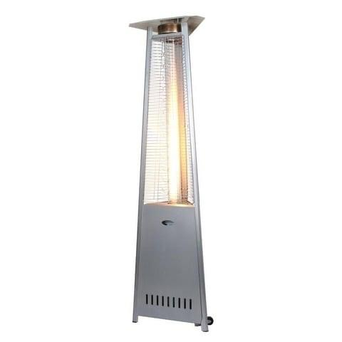 Real Flame Pyramid Outdoor Patio Heater