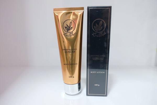 LUCK THAI ORIENTAL LOTUS LUXURY Body Lotion. لاك تاي أورينتال لوشن للجسم