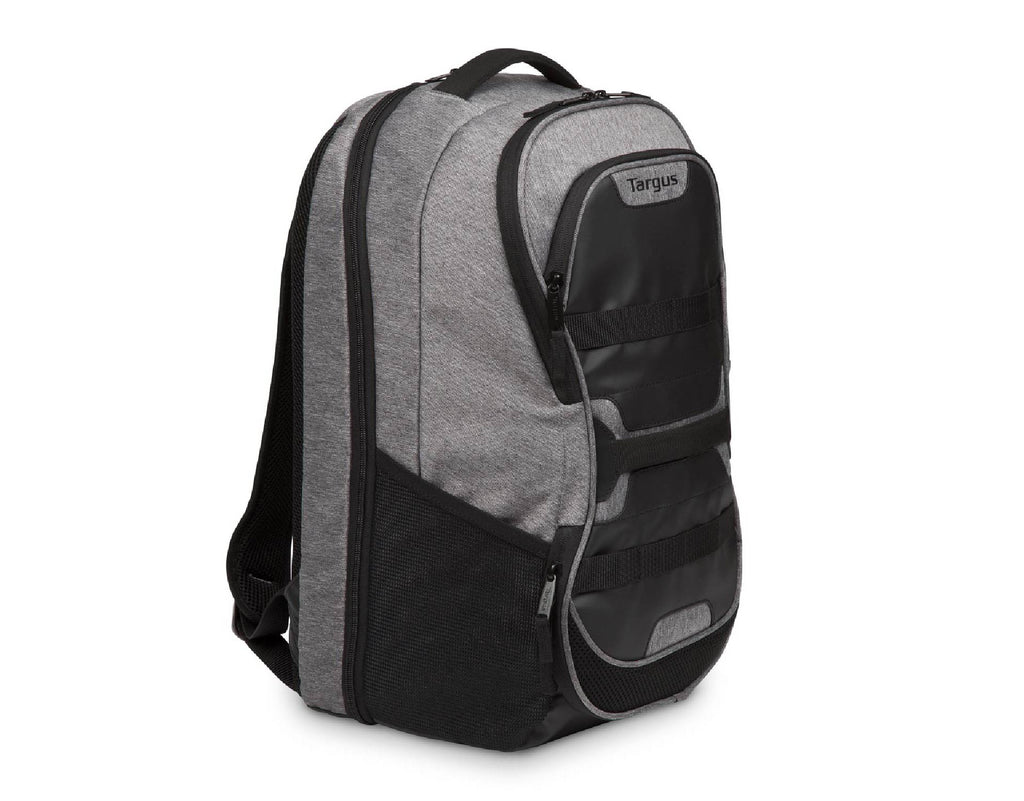 "Targus Work & Play Fitness 15.6"" Laptop Backpack Grey"