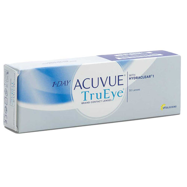 Eye Wear - ACUVUE TRUEYE 30PK - CORRECTIVE CONTACT LENSES