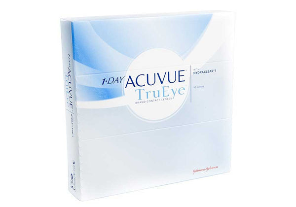 Eye Wear - ACUVUE TRUEYE 90PK - CORRECTIVE CONTACT LENSES