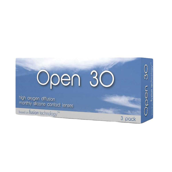 Eye Wear - SAFILENS OPEN 30 - CORRECTIVE CONTACT LENSES