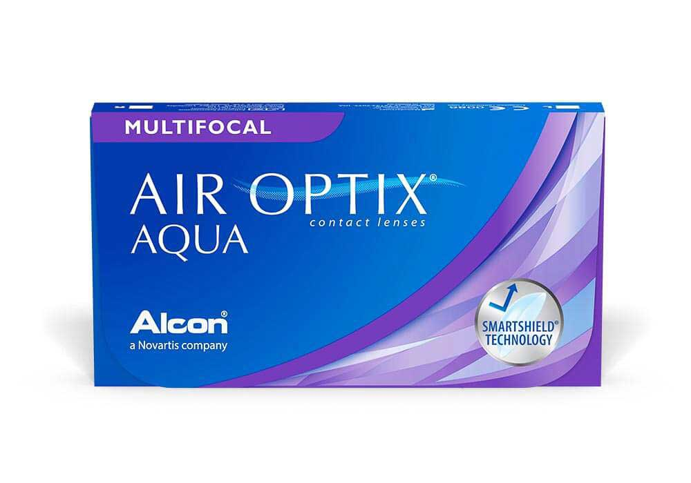 ALCON AIR OPTIX PRESBYOPE