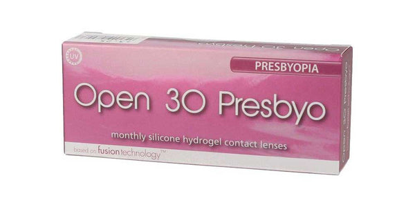 Eye Wear - SAFILENS OPEN 30 PRESBYOPE - CORRECTIVE CONTACT LENSES