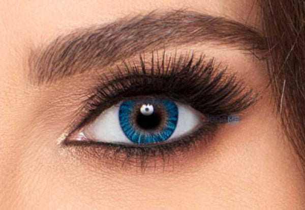 Eye Wear - TRUE SAPPHIRE - COLOR CONTACT LENSES
