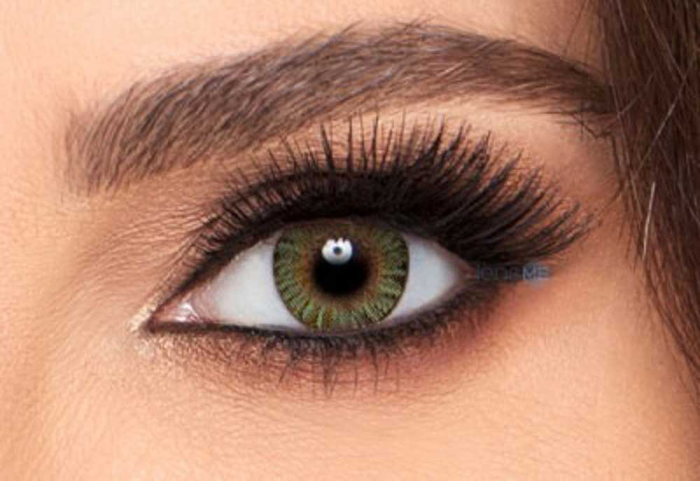 Freshlook Green Colored Contact Lenses