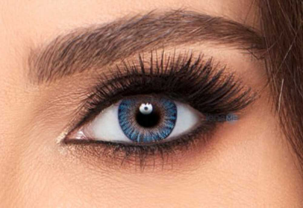 Freshlook Blue Colored Contact lenses