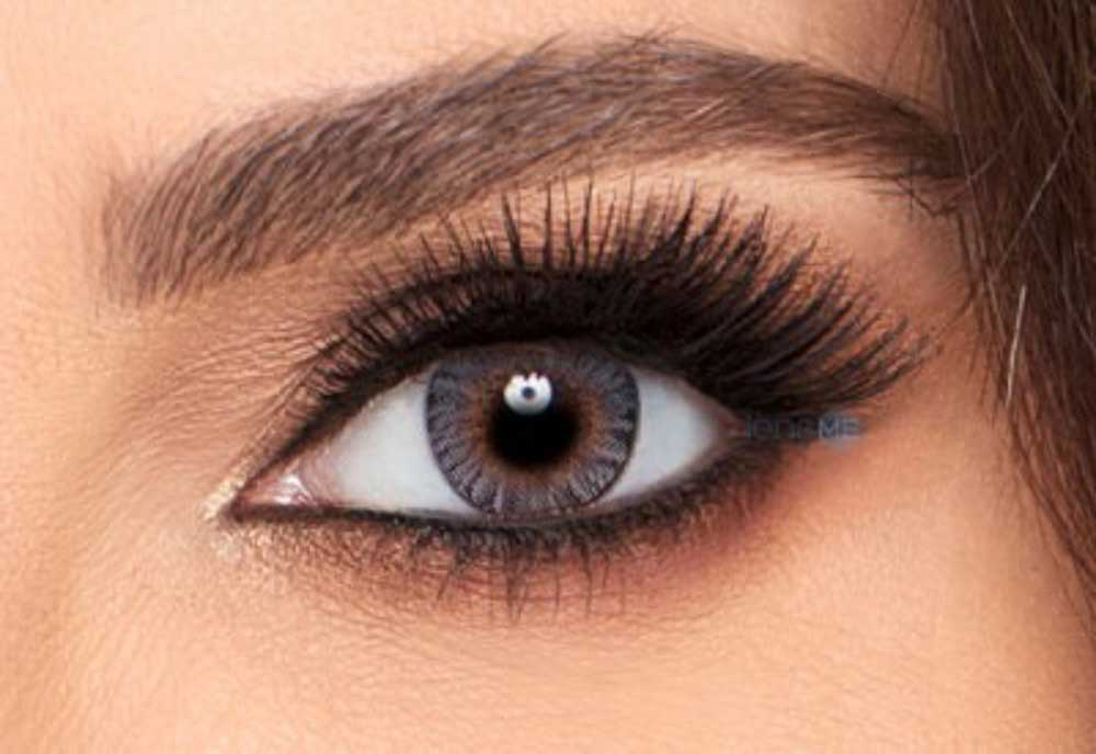 Freshlook Gray Colored Contact Lenses