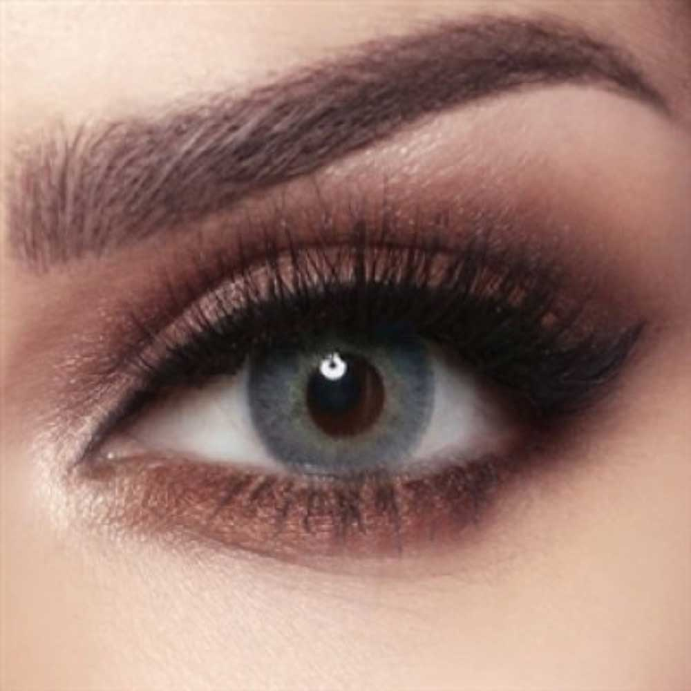 Bella Midnight Blue Colored Contact Lenses