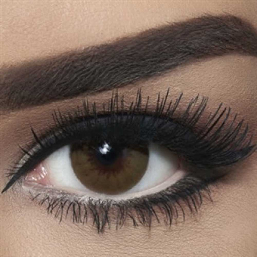 Bella Brown Shadow Colored Contact Lenses