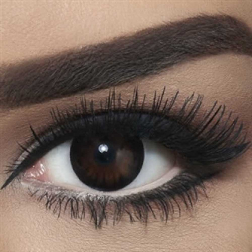 Bella Black Colored Contact Lenses