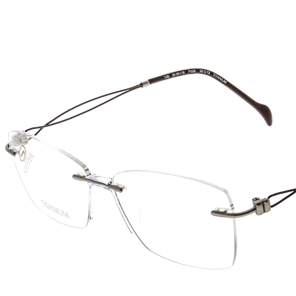 Eye Wear - STEPPER SI-96119 - EYEGLASSES