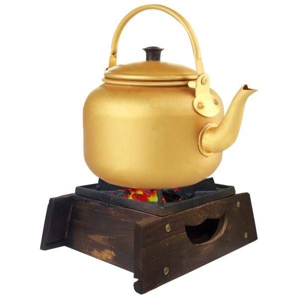 Tea Fire Burner Small L195CMW15CM
