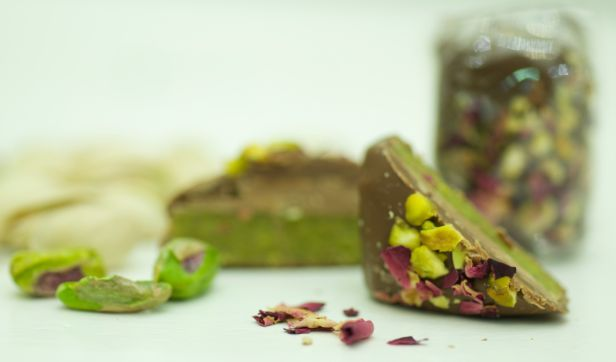 Chocolate Fudge Pistachio