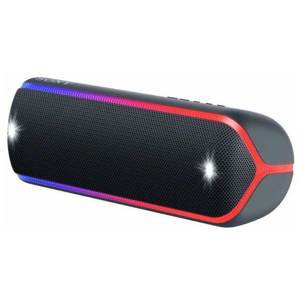 Sony SRS-XB32/B EXTRA BASS Portable Bluetooth Speaker Black