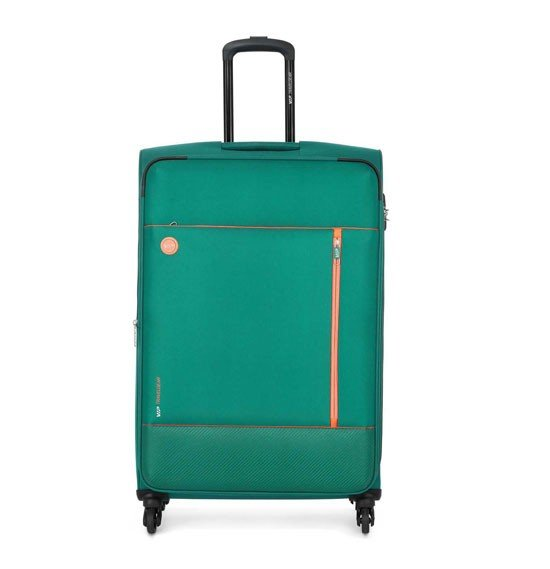 VIP Parker، 79cm، 4 Wheel Large Size Trolley Green، PARKER79GN