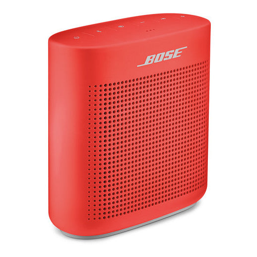 Bose SoundLink Color II Bluetooth Speaker Coral Red 7521950400