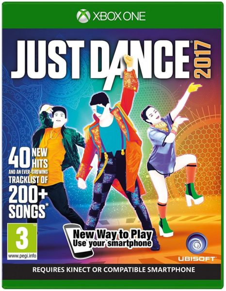 لعبة Xbox One Just Dance 2017