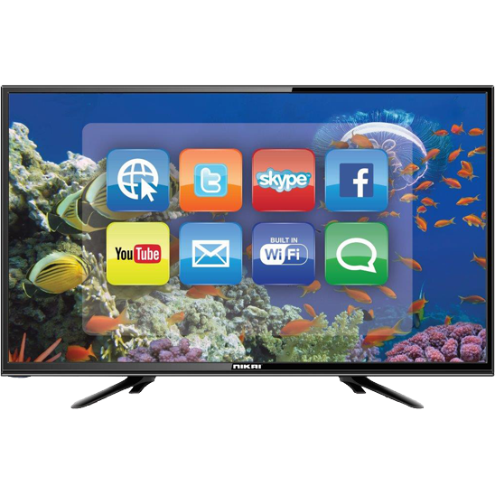 Nikai UHD65SLED Smart LED Television 65inch